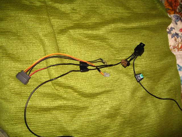 Wiring harness diy